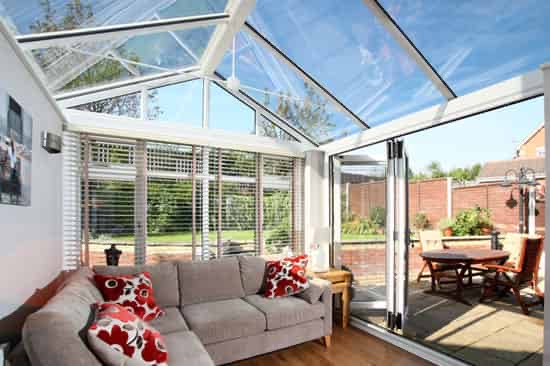 Conservatories fleet upvc conservatory hampshire for French doors barnsley