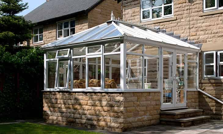 uPVC Conservatories Fleet, double glazing