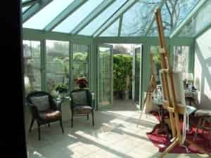 UPVC Liniar Conservatories