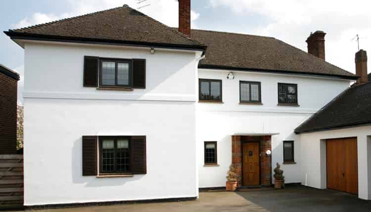 aluminium windows in hampshire