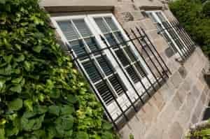 UPVC Liniar French Casement Windows