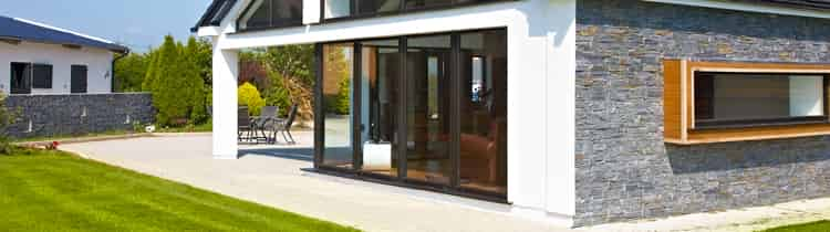 liniar bi-fold doors