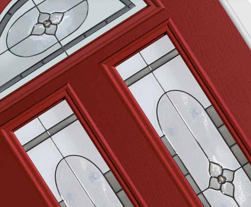 Composite Door Glass Options Fleet Hampshire