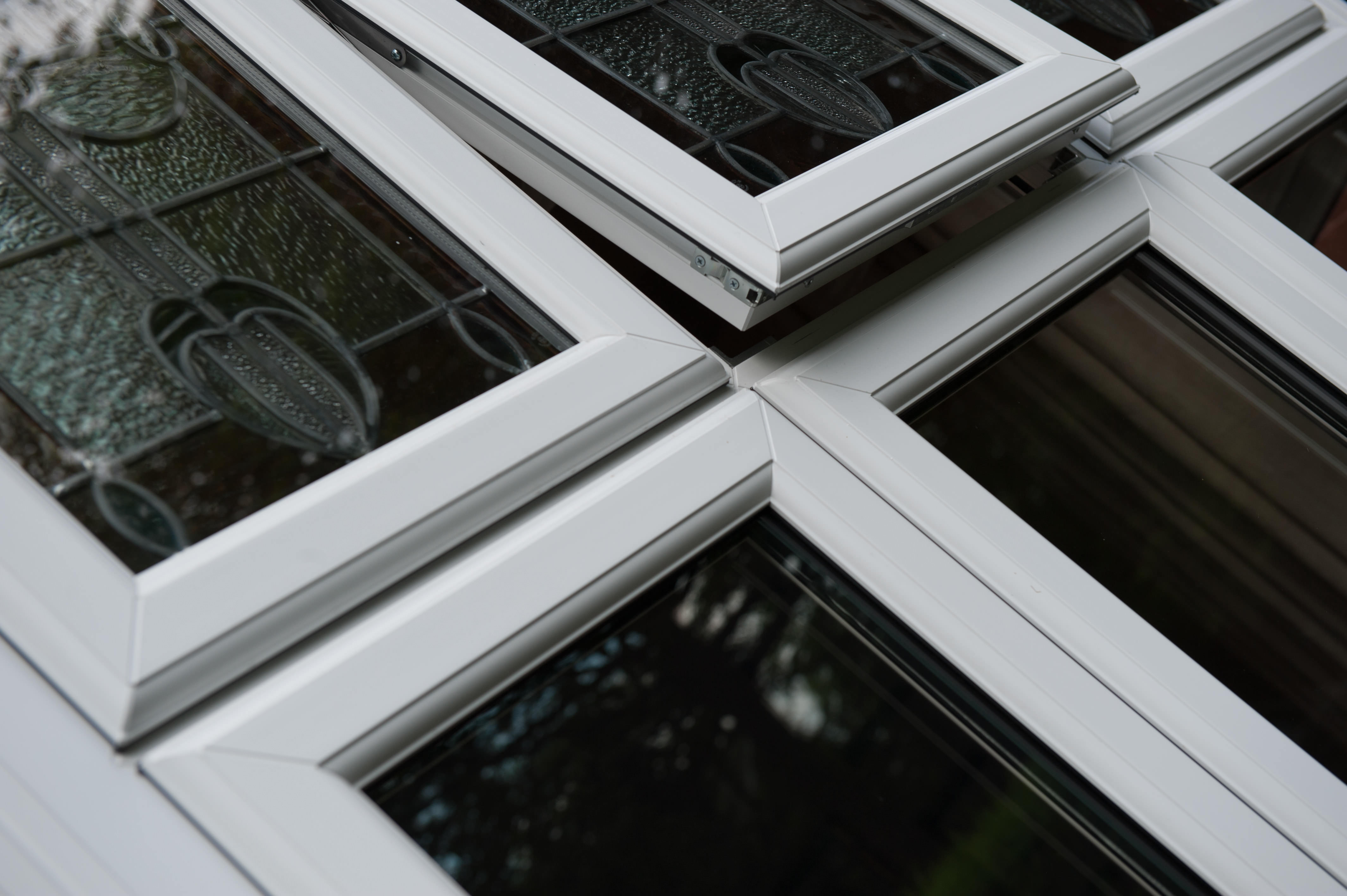 uPVC Casement Windows Fleet