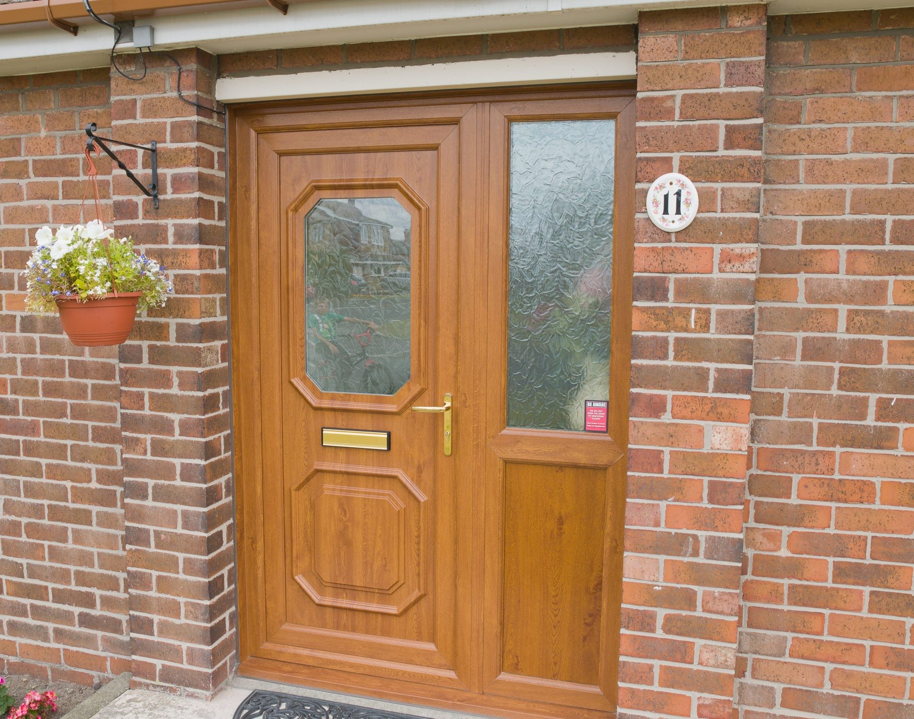 timber replacement composite doors, camberley