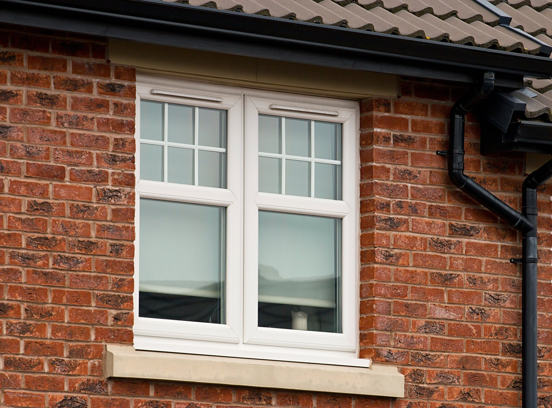 uPVC French Casement Double Glazing Fleet