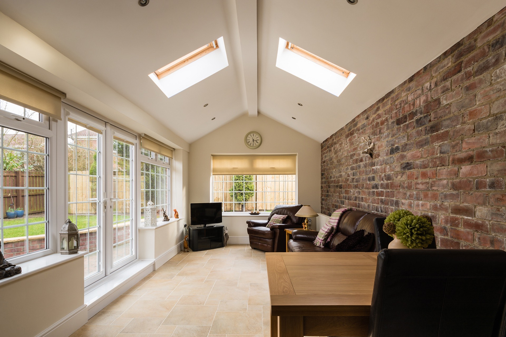 Orangeries Home Extensions Fleet