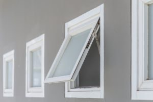 Tilt and Turn uPVC Window