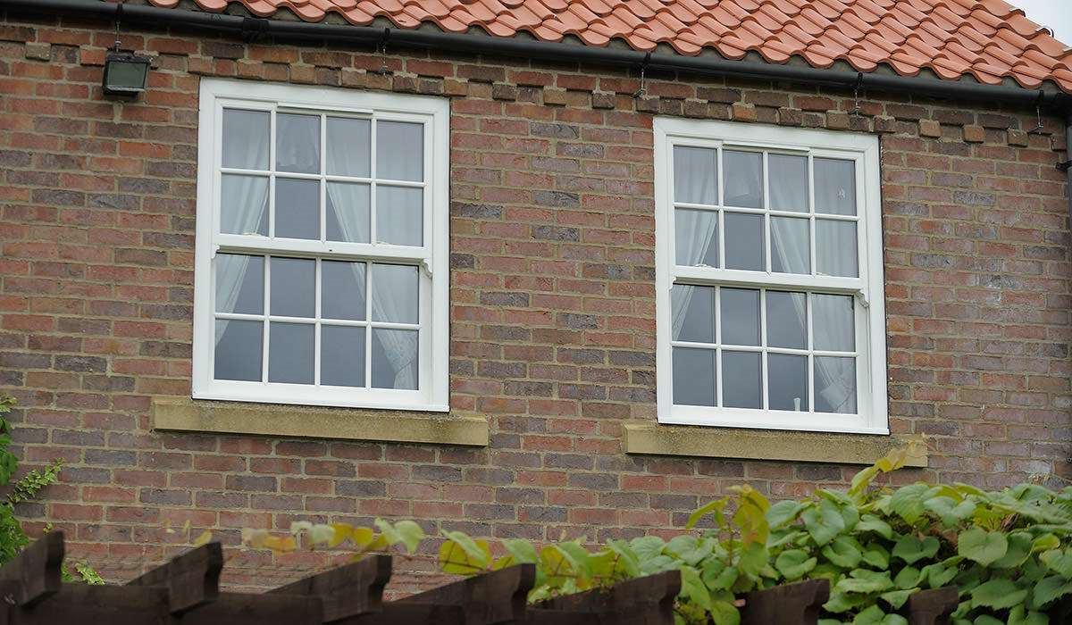 uPVC Sash Windows Fitted, Guildford