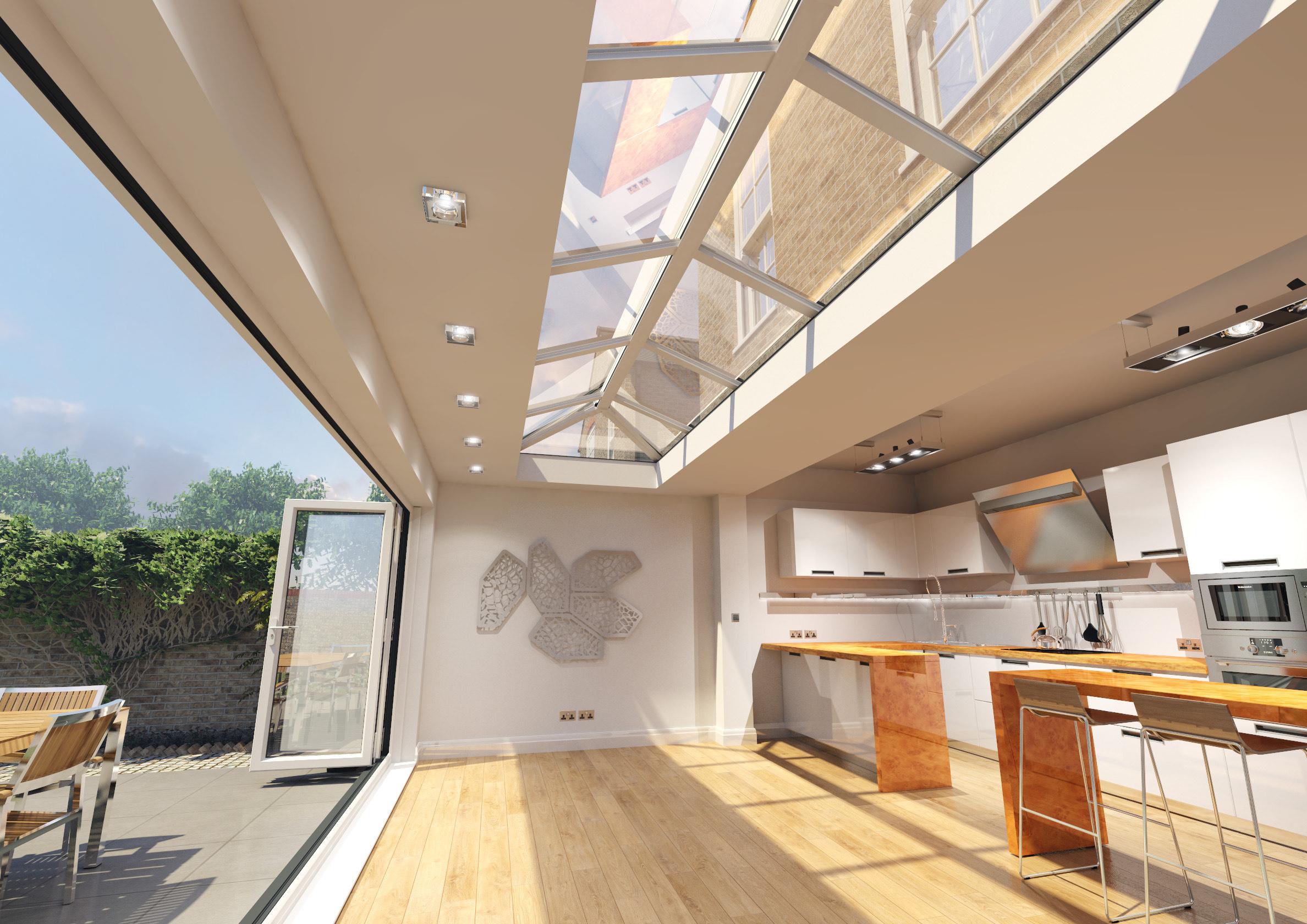 Roof Lantern Skylights Farnham Surrey