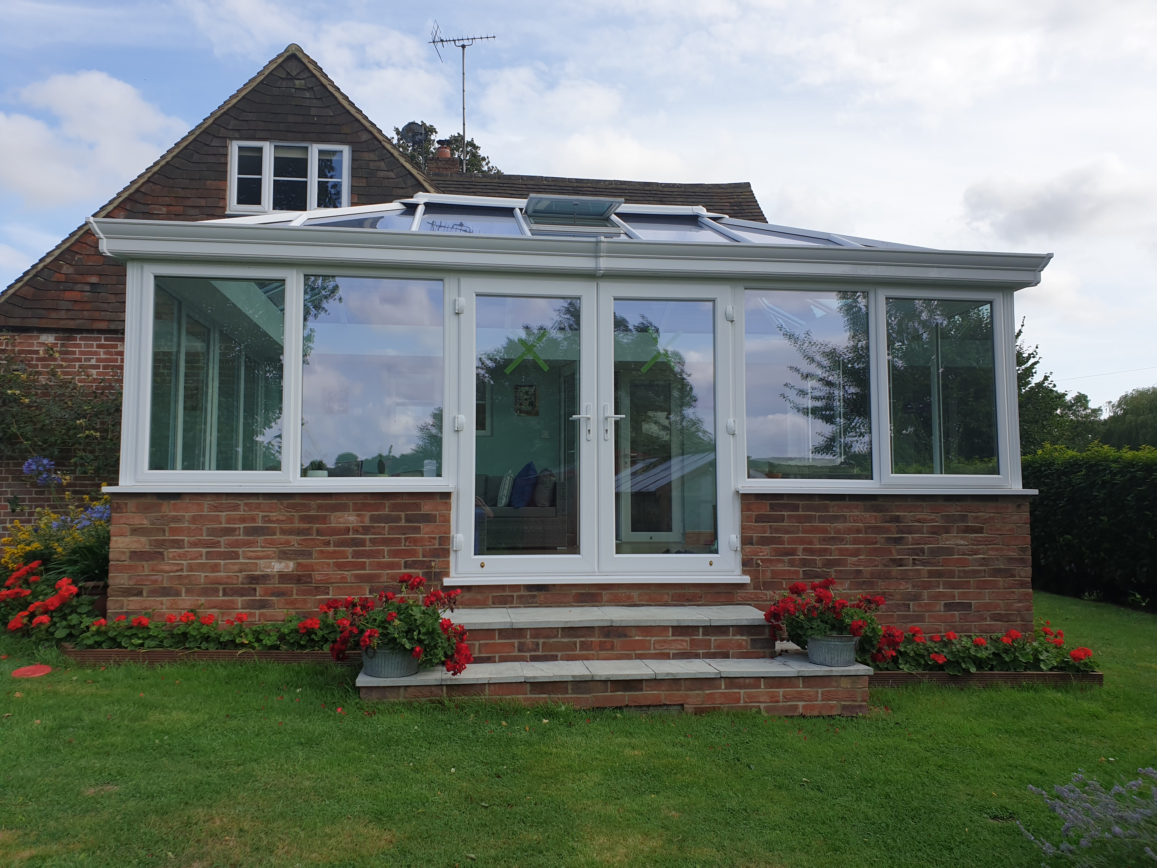Modern Conservatory Styles Hampshire