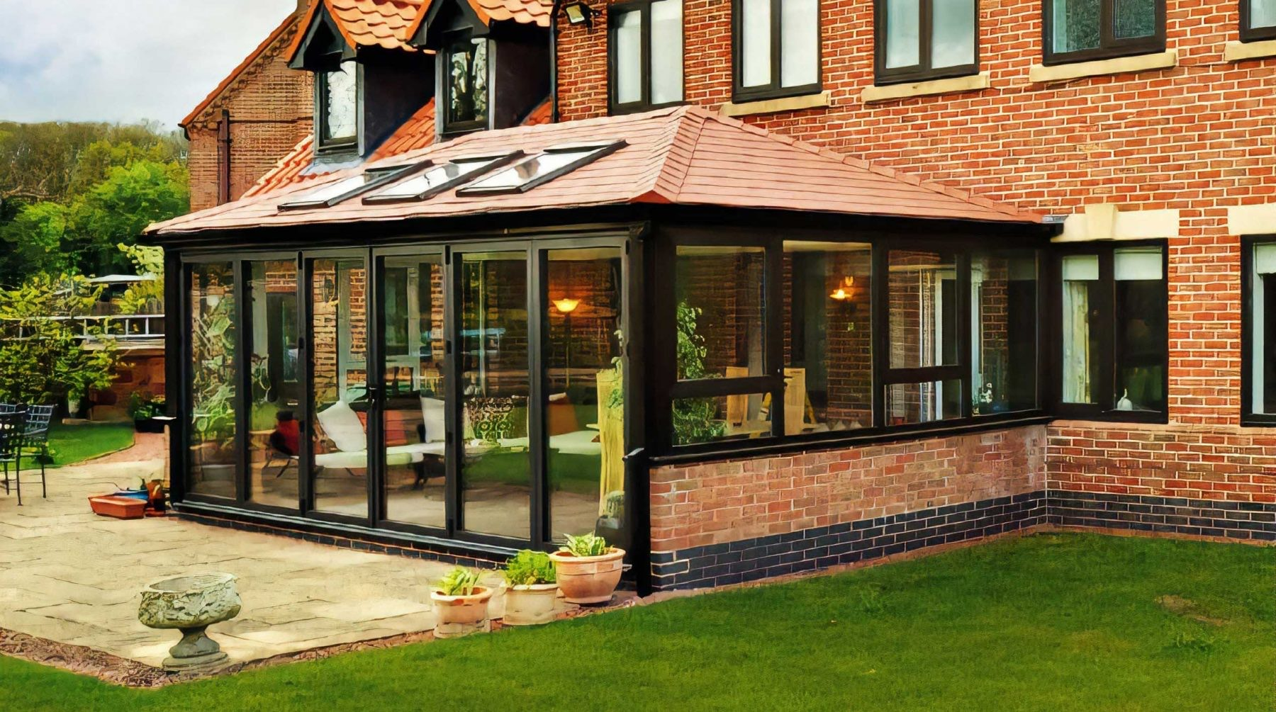 Tiled Replacement Conservatory Roofs