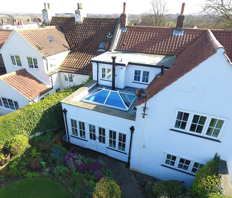 Lantern roof prices, Hampshire