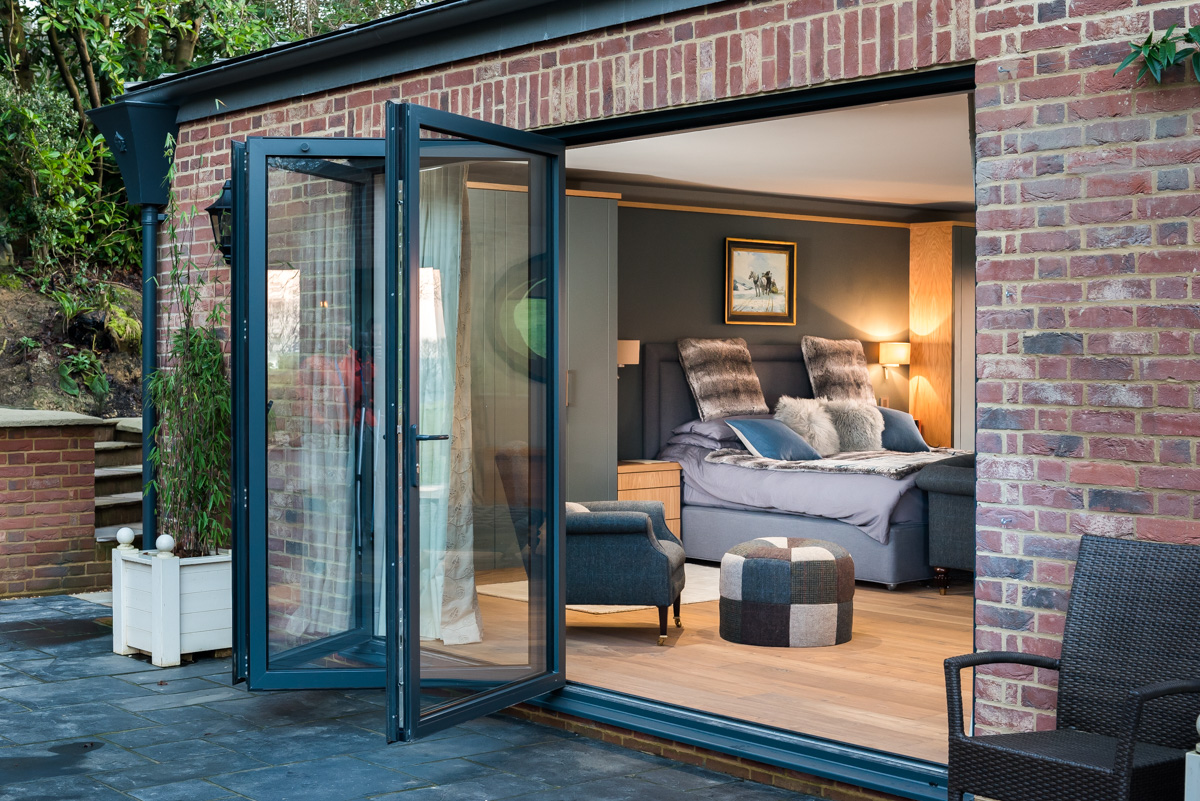 bifolding doors hampshire